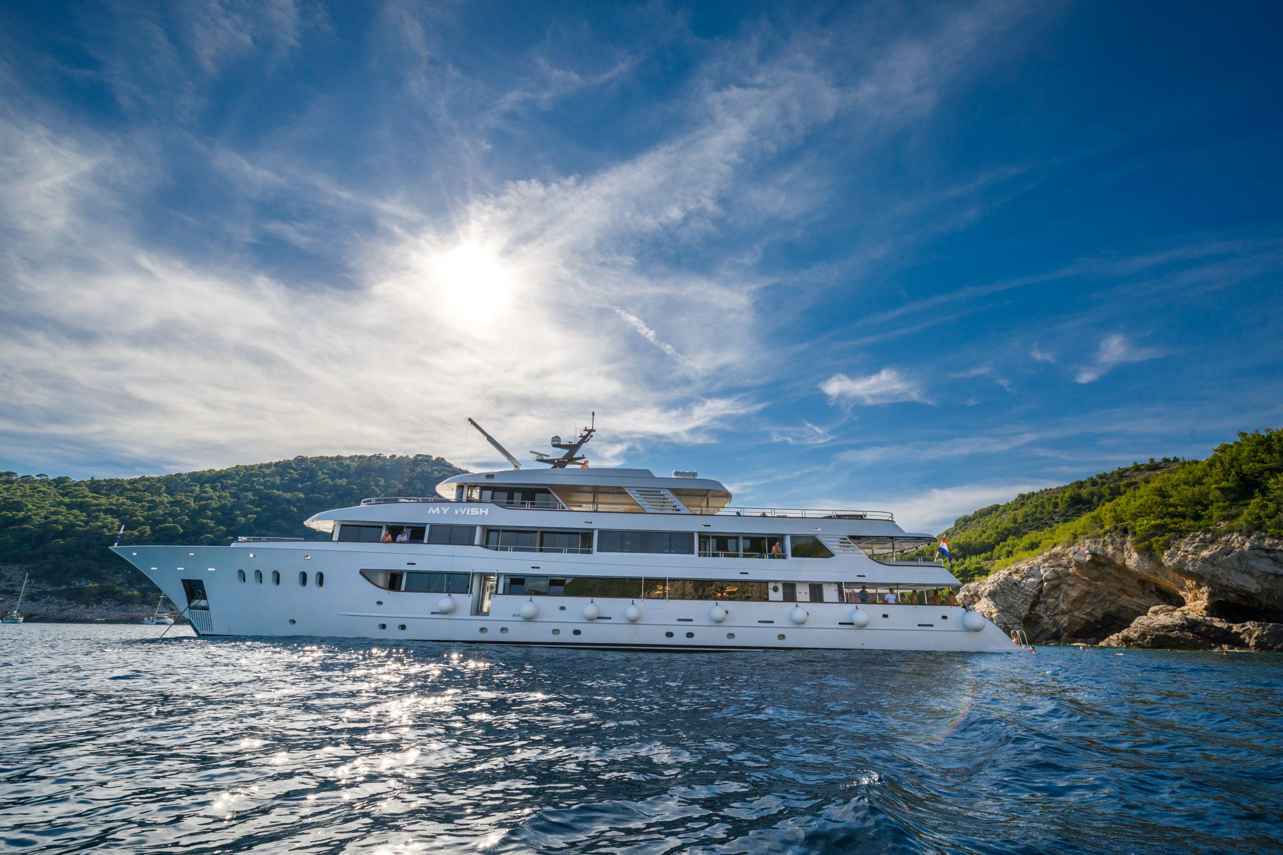 "Adriatic cruise with ship ""My Wish"""
